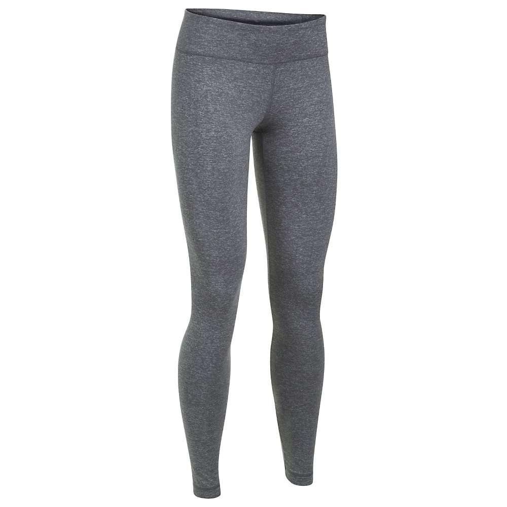 Under Armour Women's Mirror Legging - Medium - Rhino Grey / Carbon Heather
