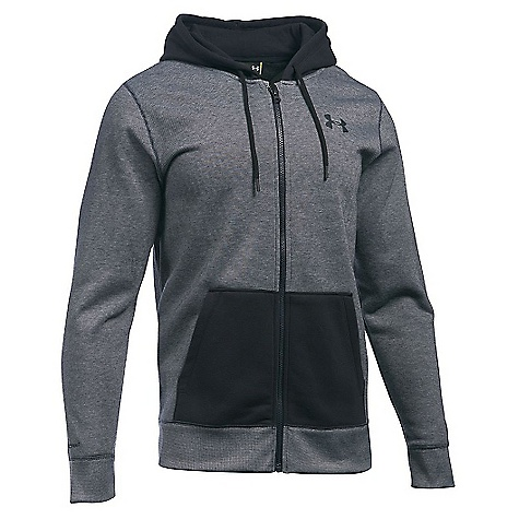 Under Armour Men's Storm Rival Cotton Novelty Full Zip Hoodie 3366174