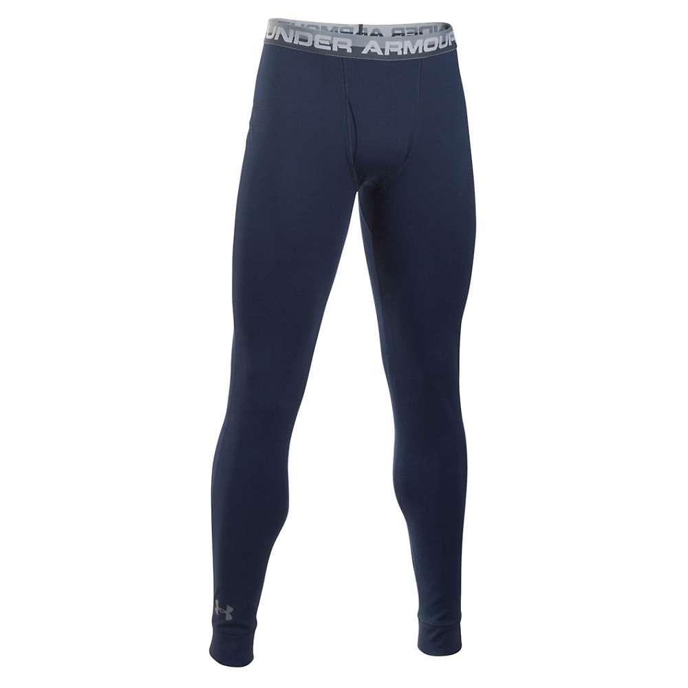 Under Armour Men's Thermal Legging - XL - Midnight Navy / Graphite