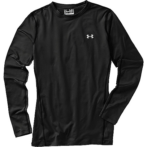 Under Armour UA Coldgear Authentics Crew Neck Top