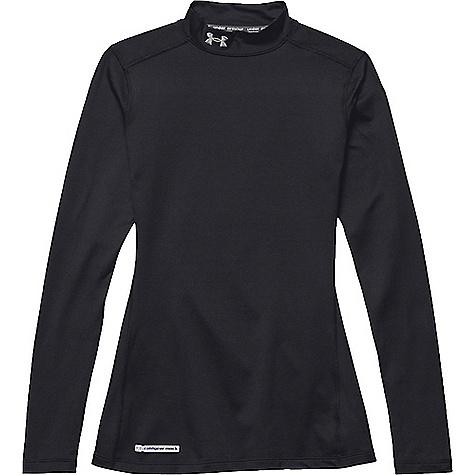Under Armour UA Coldgear Authentics Mock Neck Top