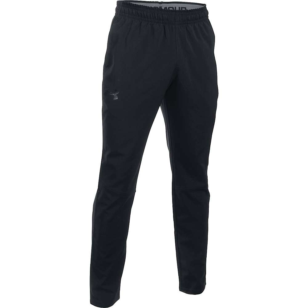 Under Armour Men's UA Hiit Woven Pant - XL - Black / Black / Black