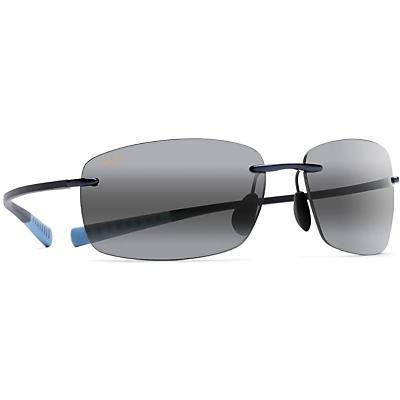 Maui Jim Kumu Polarized Sunglasses - Blue / Neutral Grey