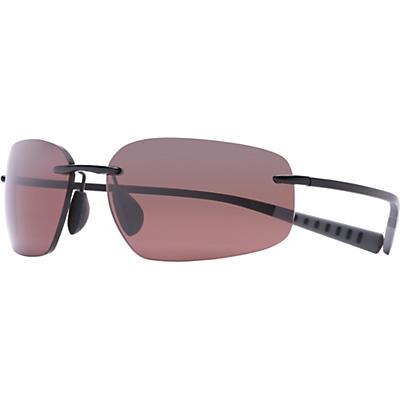 Maui Jim Kupuna Polarized Sunglasses - Gloss Black / Maui Rose