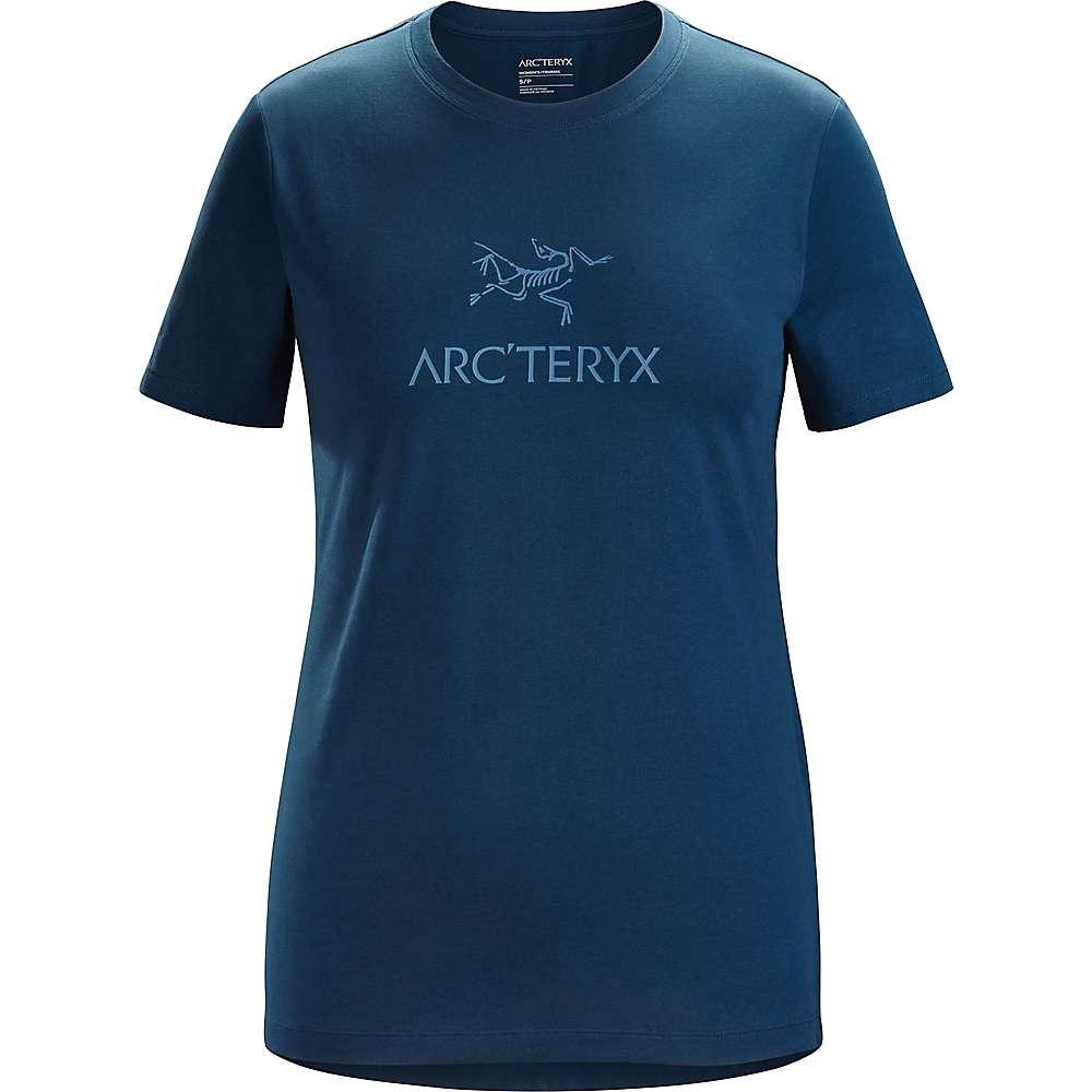 Reviews Arcteryx Womens ArcWord SS T-Shirt - Medium - Cosmic