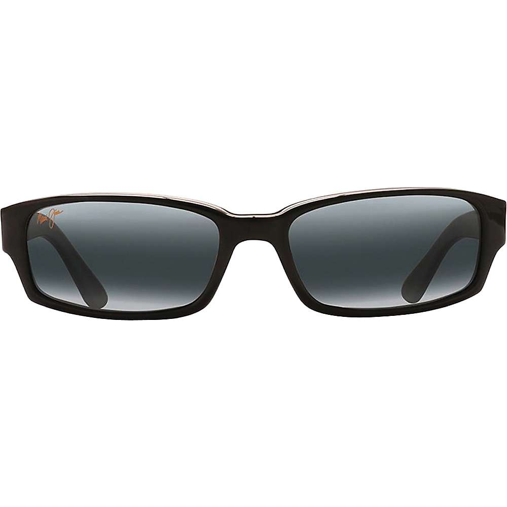 Maui Jim Atoll Polarized Sunglasses - One Size - Gloss Black / Neutral Grey