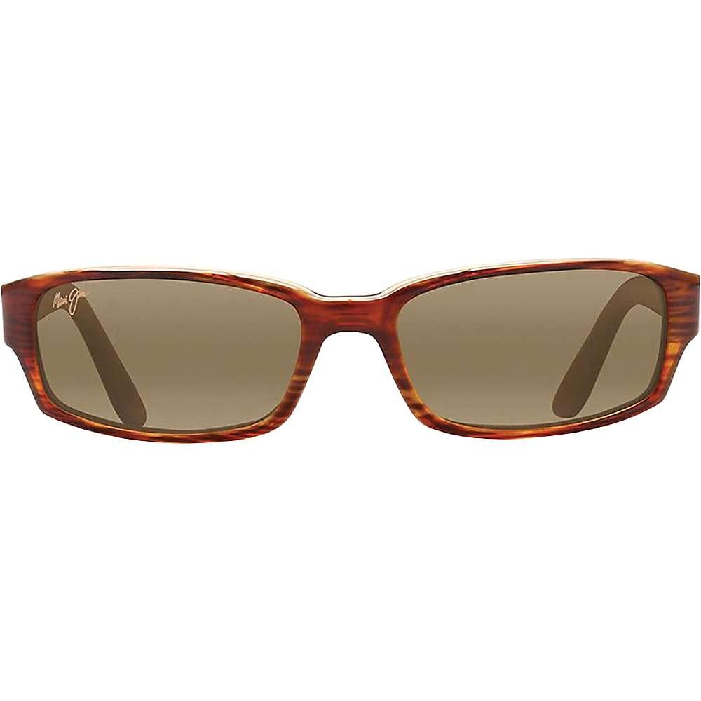 Maui Jim Atoll Polarized Sunglasses - One Size - Tortoise / HCL Bronze