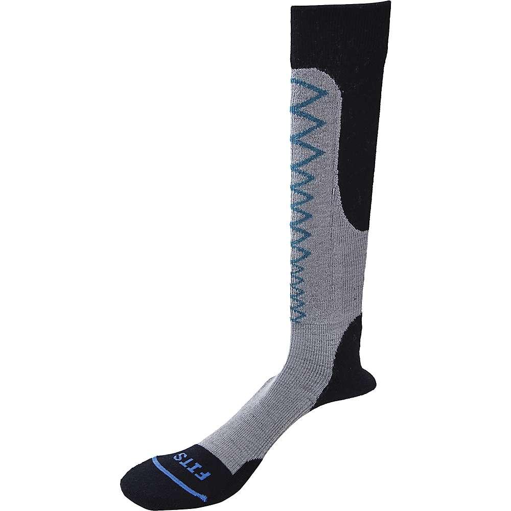 Fits Light Ski OTC Sock - Small - Navy / Titanium