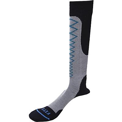 Fits Light Ski OTC Sock - Navy / Titanium