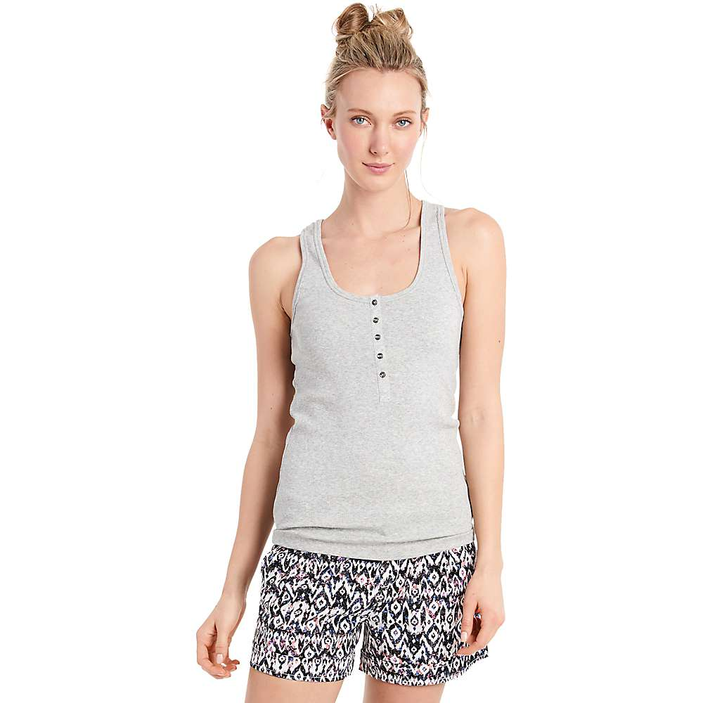 Lole Women's Lucia Tank - Large - Light Grey Heather