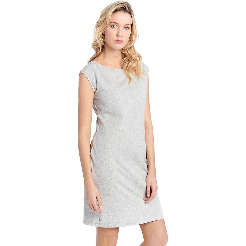 Lole Women's Luisa Dress - Small - Light Grey Heather