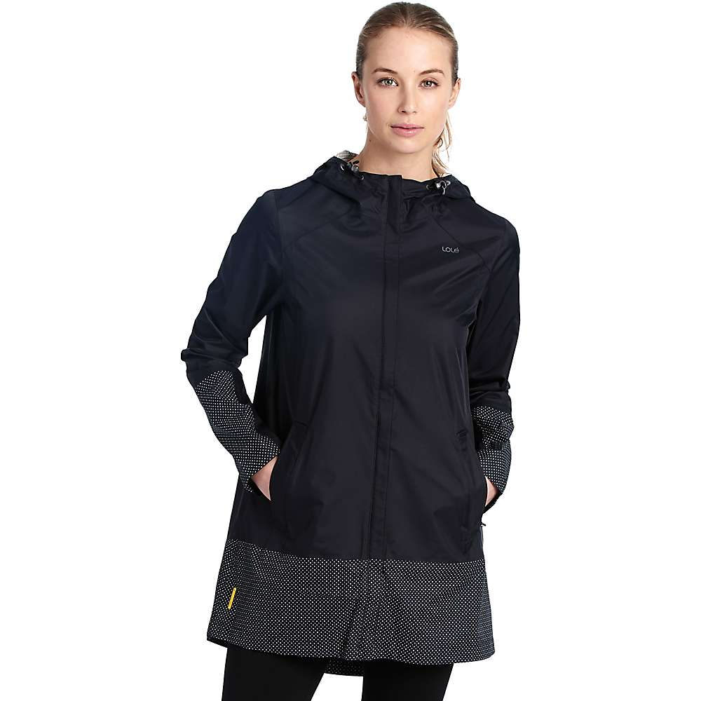 Lole Women's Stratus Jacket - Medium - Black