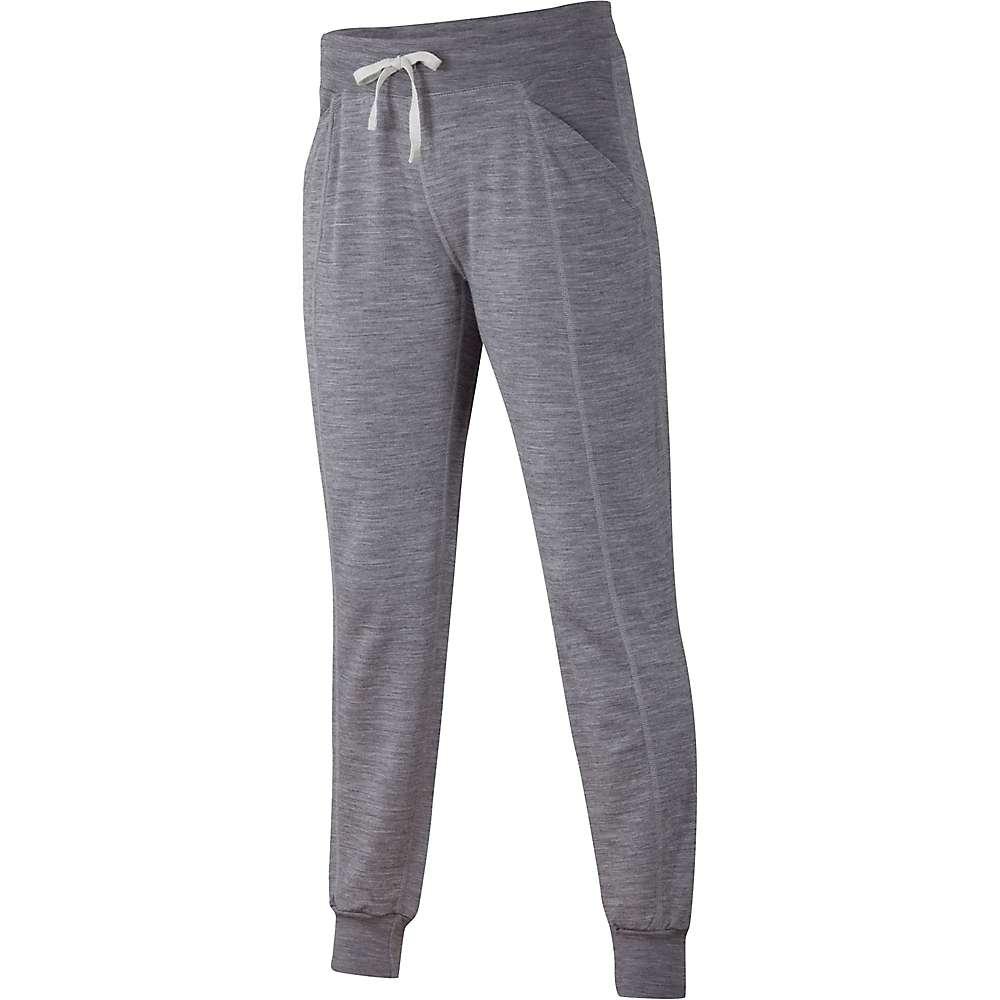 Ibex Women's Latitude Sport Pant - Small - Stone Grey Heather