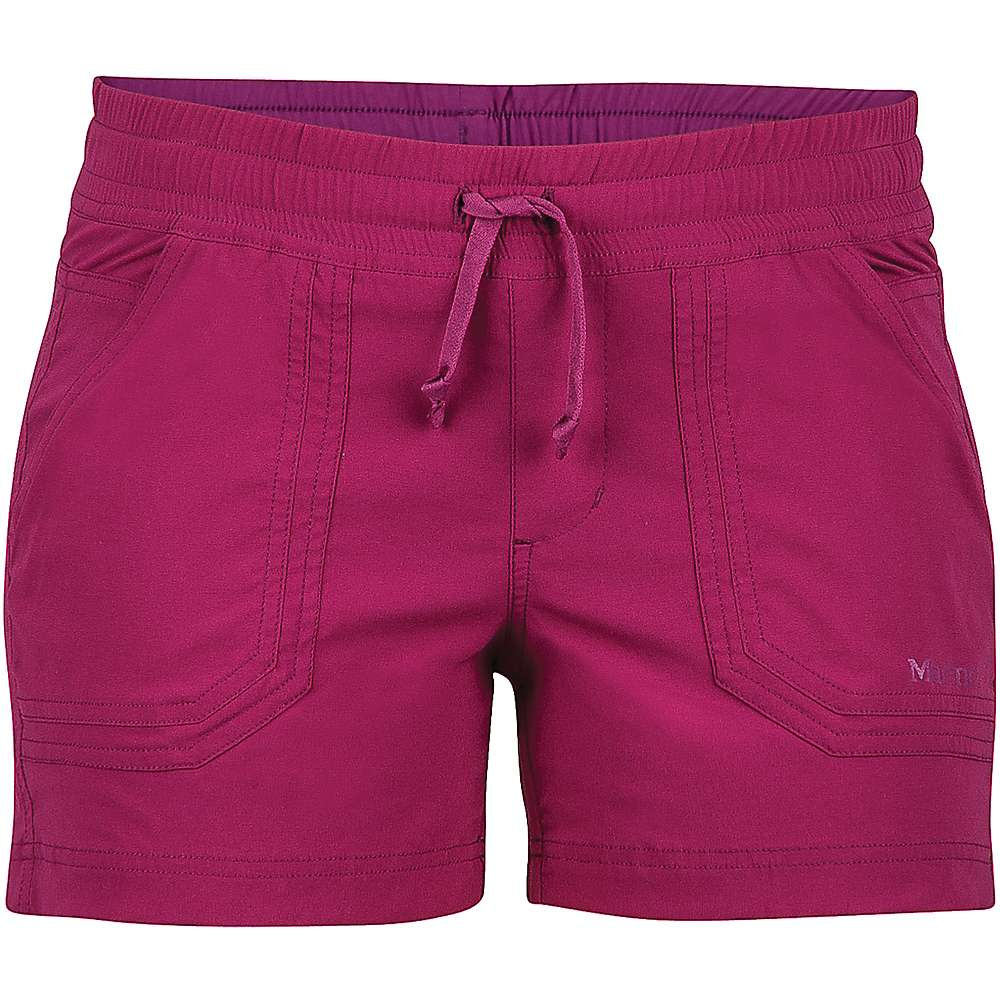 Marmot Women's Harper Short - Small - Deep Plum