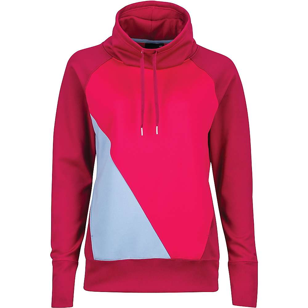 Marmot Women's Marley LS Jersey - Small - Red Dahlia / Bright Ruby