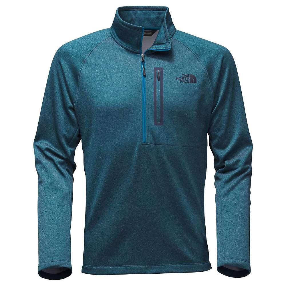 The North Face Men's Canyonlands 1/2 Zip Top - XL - Brilliant Blue Heather