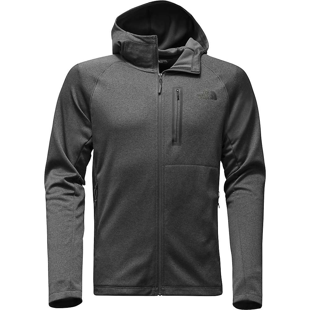 The North Face Men's Canyonlands Hoodie - XXL - TNF Dark Grey Heather