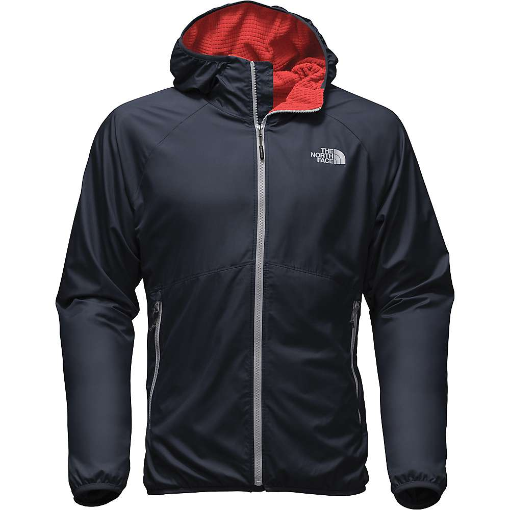 The North Face Men's Desmond Hoodie - Medium - Urban Navy / Cardinal Red