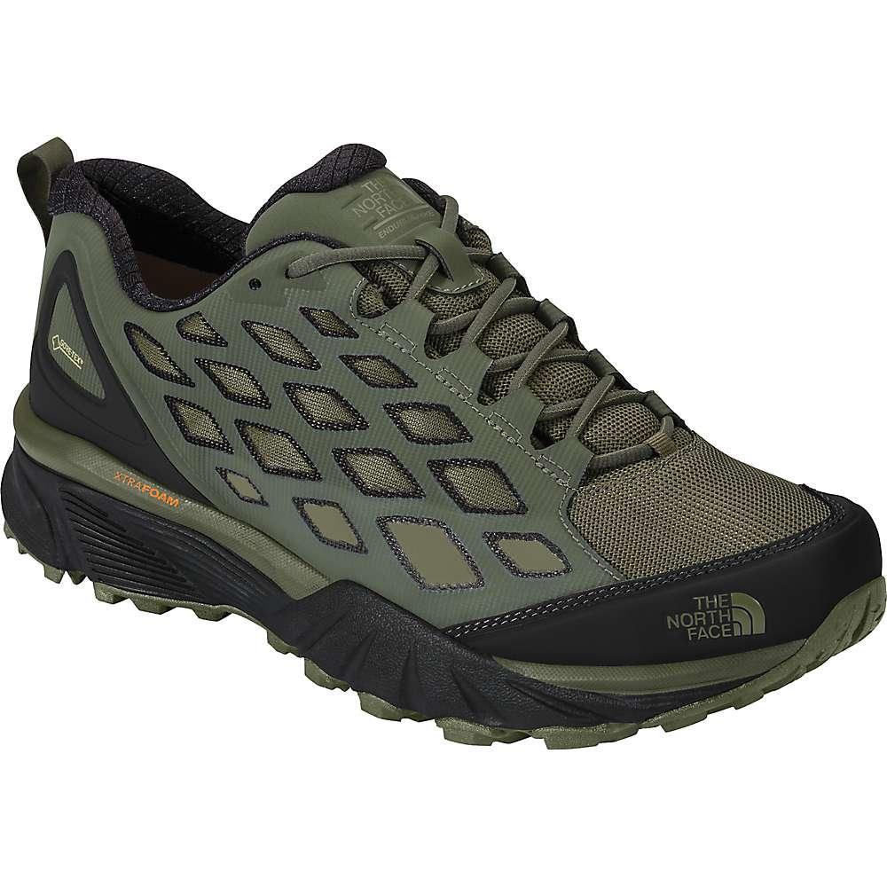 The North Face Men's Endurus Hike GTX Shoe - 9 - Thyme / Deep Lichen Green