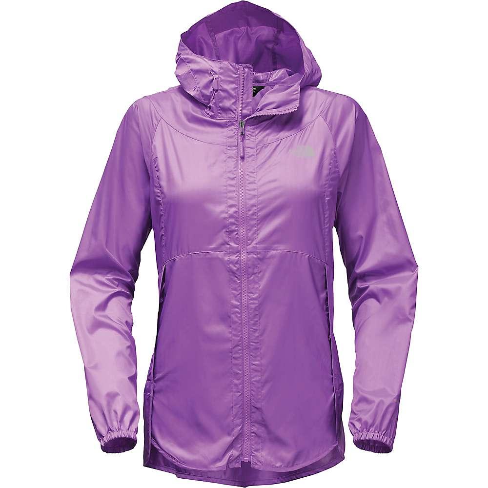 The North Face Women's Flyweight Hoodie - Small - Bellflower Purple