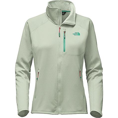 The North Face FuseForm Progressor Fleece Full Zip Jacket