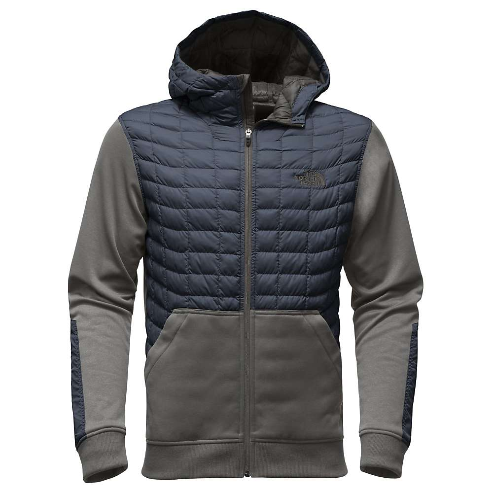 The North Face Men's Kilowatt ThermoBall Jacket - Small - Urban Navy / Asphalt Grey