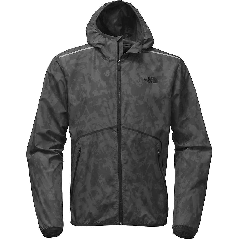 The North Face Men's Zephyr Wind Trainer Hoodie - XL - Asphalt Grey / TNF Black