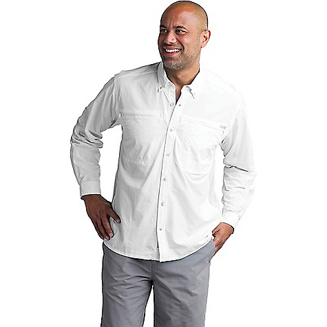 Click here for Exofficio Mens Atoll Shirt White prices
