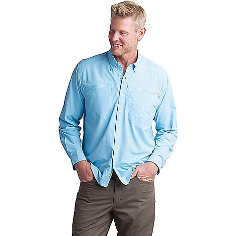 Click here for Exofficio Mens Atoll Shirt Blue prices