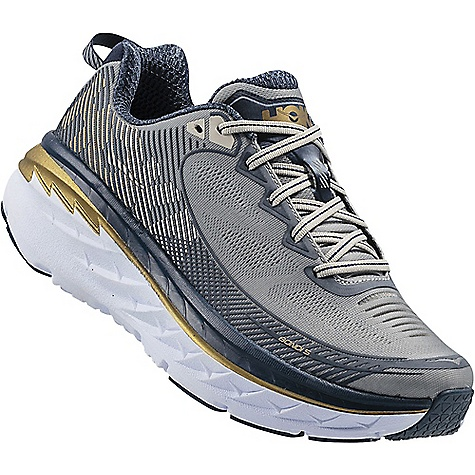 Hoka One One Bondi 5 Men s Running Shoes Charcoal Gray True Blue - Price  Comparison   Price History e0dd0503bc9