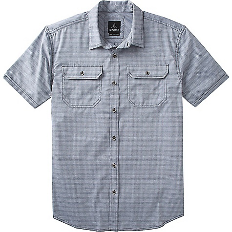 Click here for Prana Mens Cayman SS Shirt prices