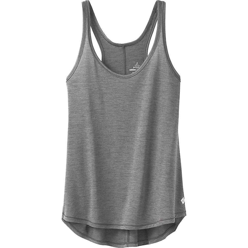 Prana Women's Revere Tank Top - XS - Grey