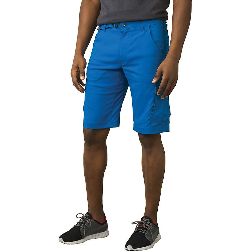 Prana Men's Stretch Zion 10IN Short - 30 - Vortex Blue