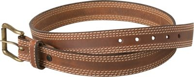 Mountain Khakis Triple Stitch Belt - 30 - Brown
