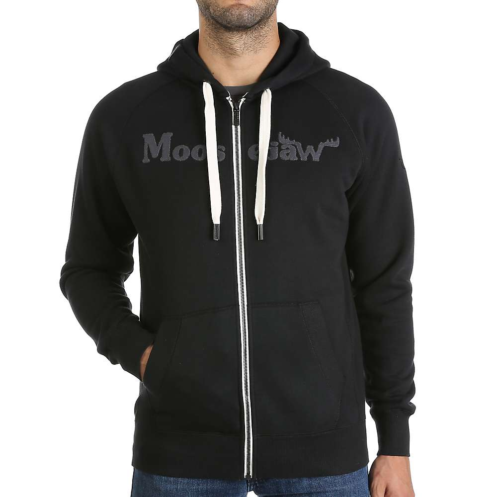 Moosejaw Men's Original Premium Zip Hoody - XXL - Black