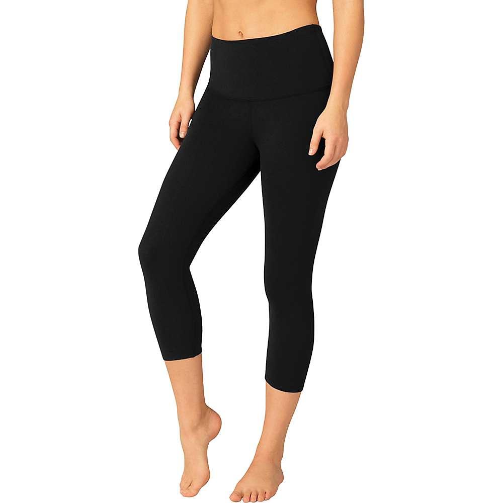 Beyond Yoga Women's High Waist Capri Legging - XS - Jet Black
