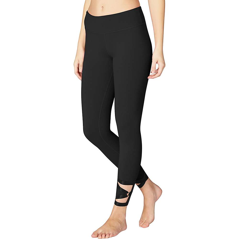 Beyond Yoga Women's Live Free or Tie Hard Legging - Small - Jet Black