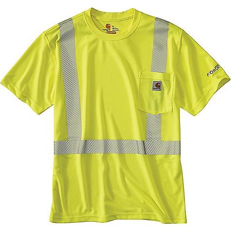Carhartt Men's High-Visibility Force SS Class 2 T-Shirt