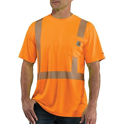 Carhartt High-Visibility Force SS Class 2 T-Shirt - Brite Orange - Men
