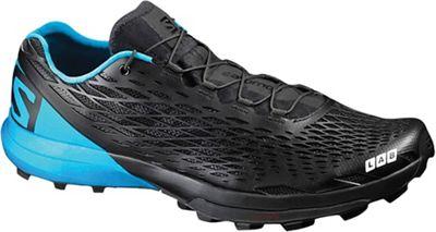 Salomon S-Lab XA Amphib Shoe - Black / Transcend Blue / Racing Red