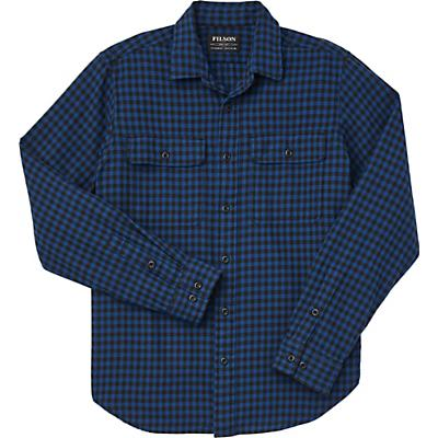 Filson Scout Shirt - Blue / Black Check - Men