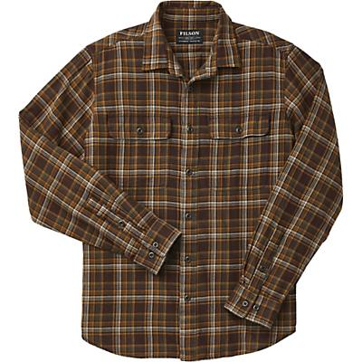 Filson Scout Shirt - Brown / Tan / Otter Green - Men