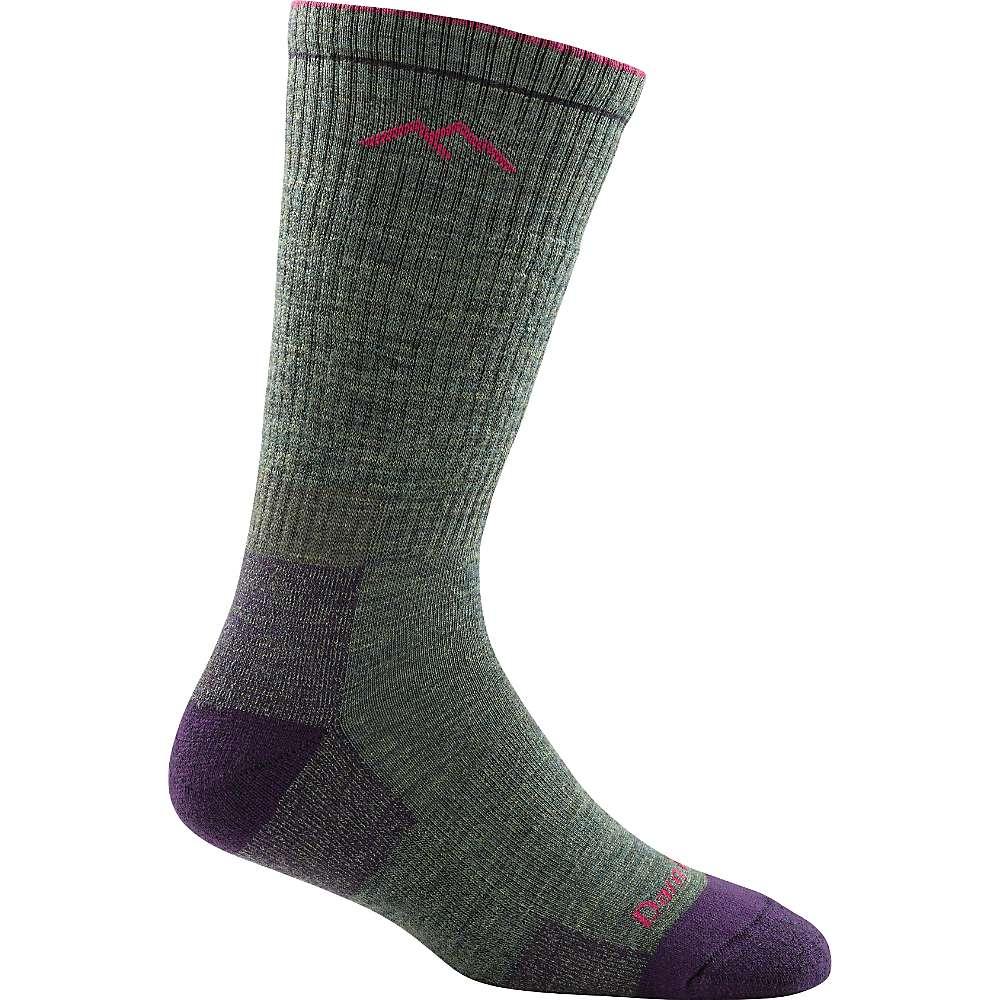 Darn Tough Women's Hiker Boot Cushion Sock - Small - Moss Heather