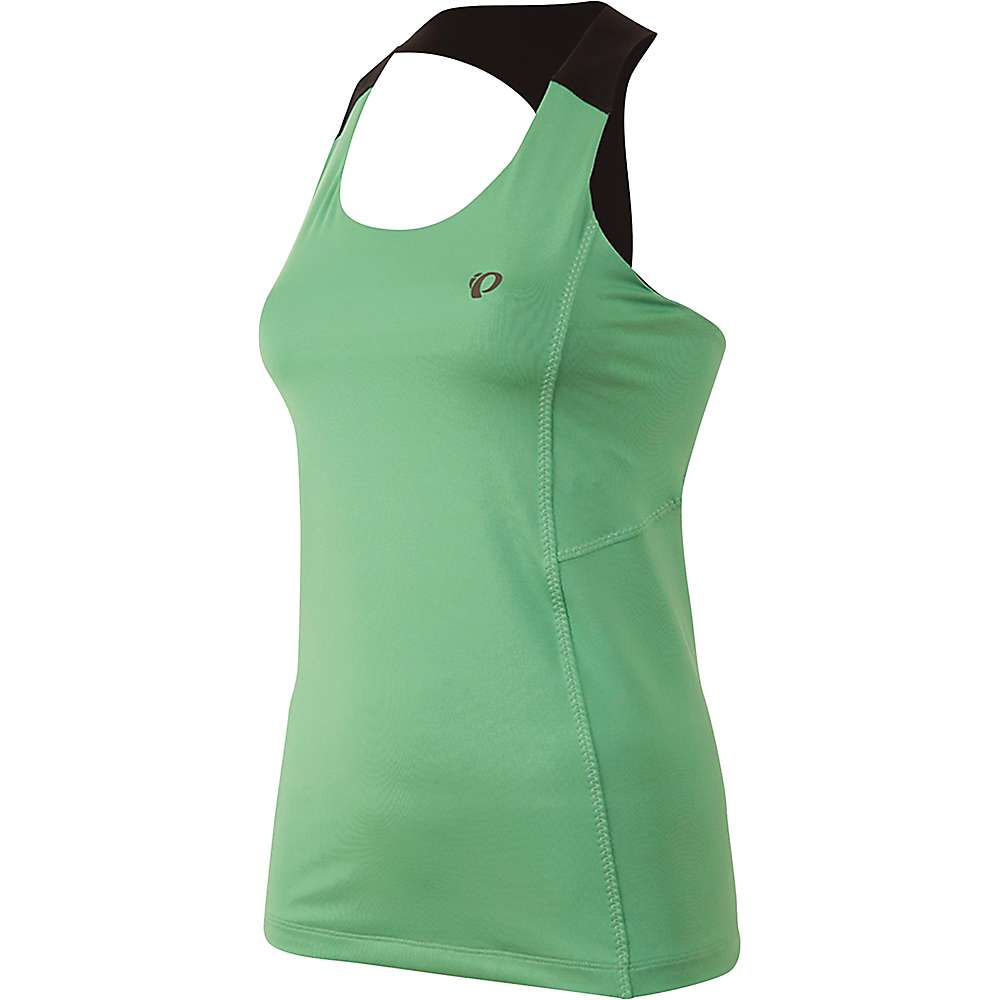 Pearl Izumi Women's ELITE Escape Tank - XS - Green Spruce