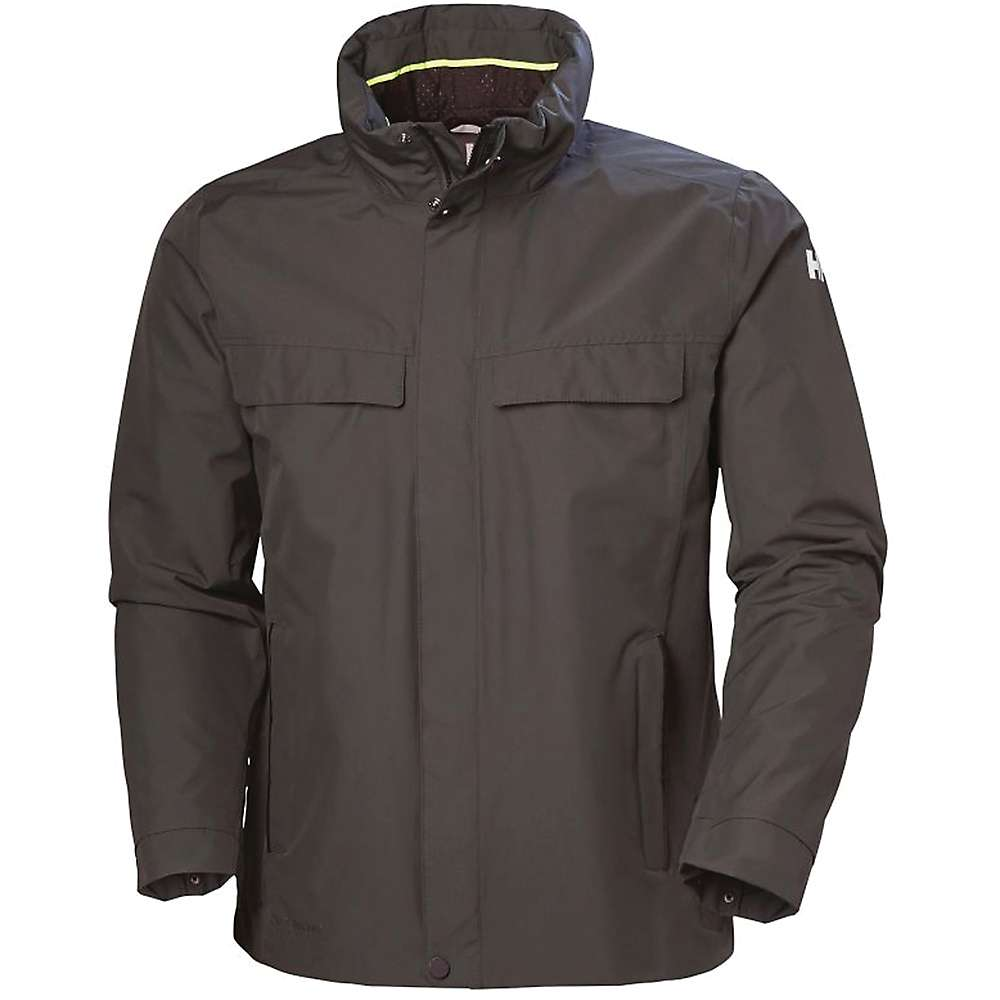 Helly Hansen Men's Kent Jacket - Medium - Dark Gull Grey