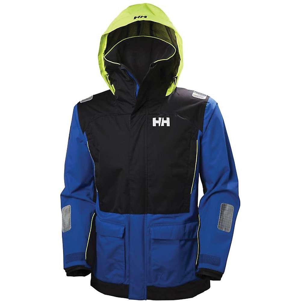Helly Hansen Men's Newport Coastal Jacket - Small - Olympian Blue
