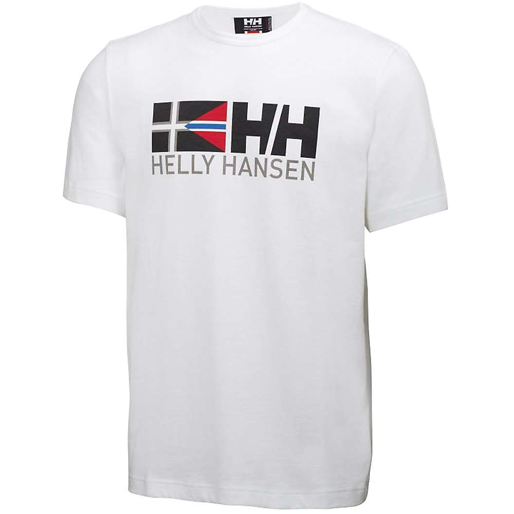Helly Hansen Men's Rune SS Tee - XL - White