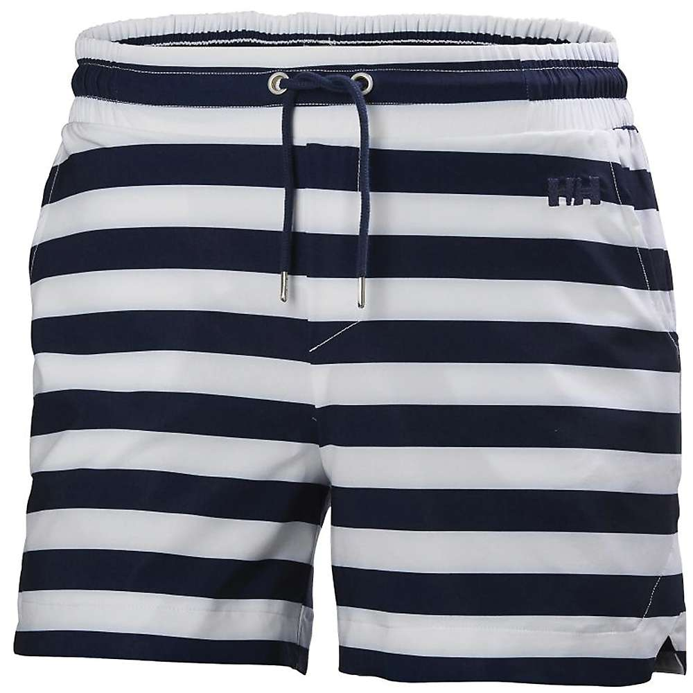 Helly Hansen Women's Thalia 2 Short - Large - Evening Blue Stripe