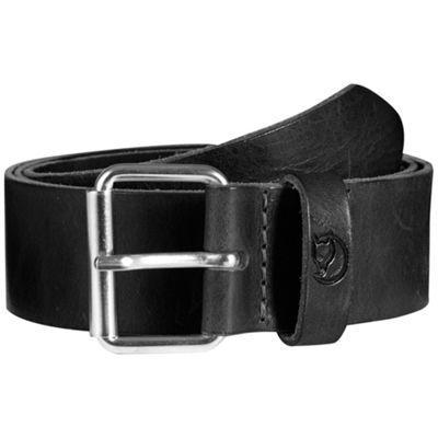 Fjallraven Singi 4.0cm Belt - 110cm - Black