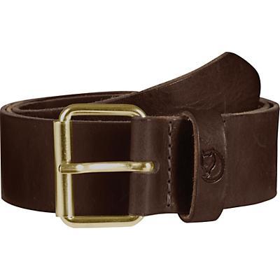 Fjallraven Singi 4.0cm Belt - 95cm - Leather Brown